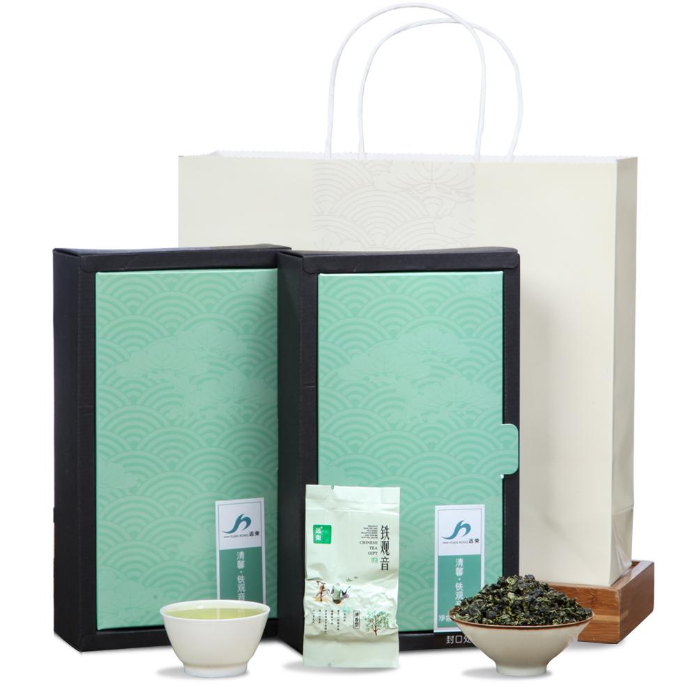【远荣】一级清馨铁观音(梅)盒装250g*2_1