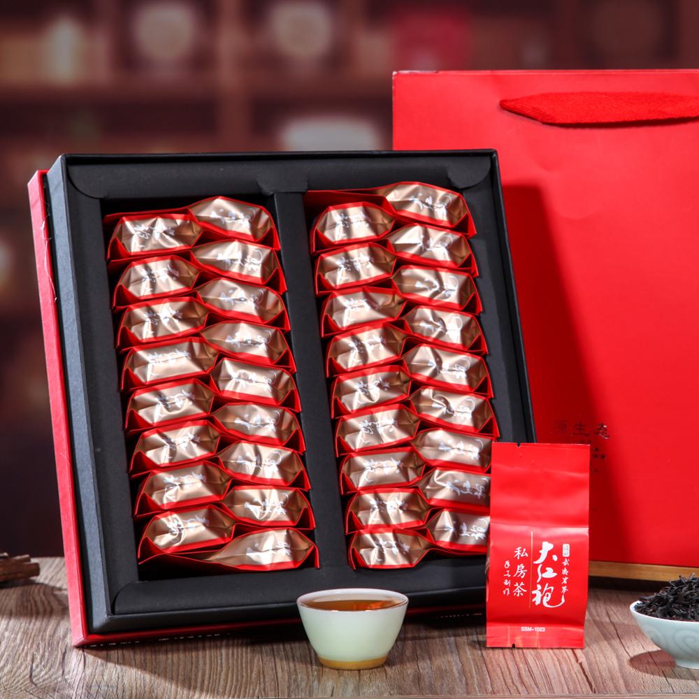 【壶润】一级醇香大红袍礼盒装288g_1