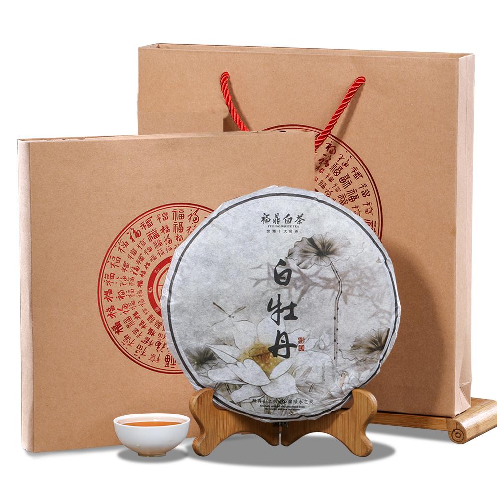 【滋恩】白牡丹2号357g 礼盒装_0