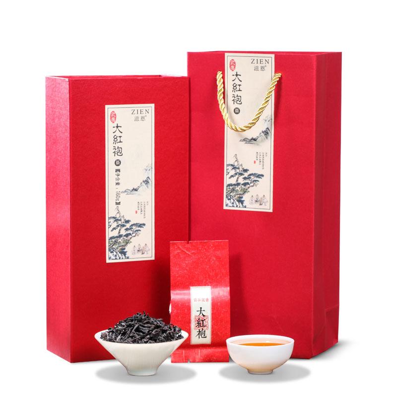 【滋恩】武夷大红袍礼盒装160g_0