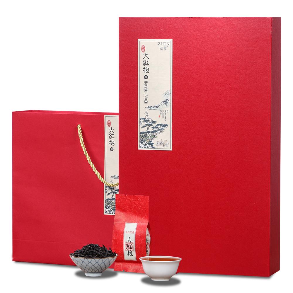 【滋恩】武夷大红袍礼盒装500g_0