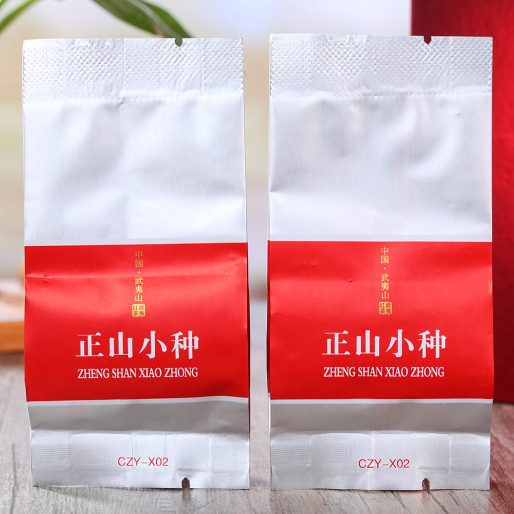 【滋恩】武夷红茶正山小种盒装100g_4