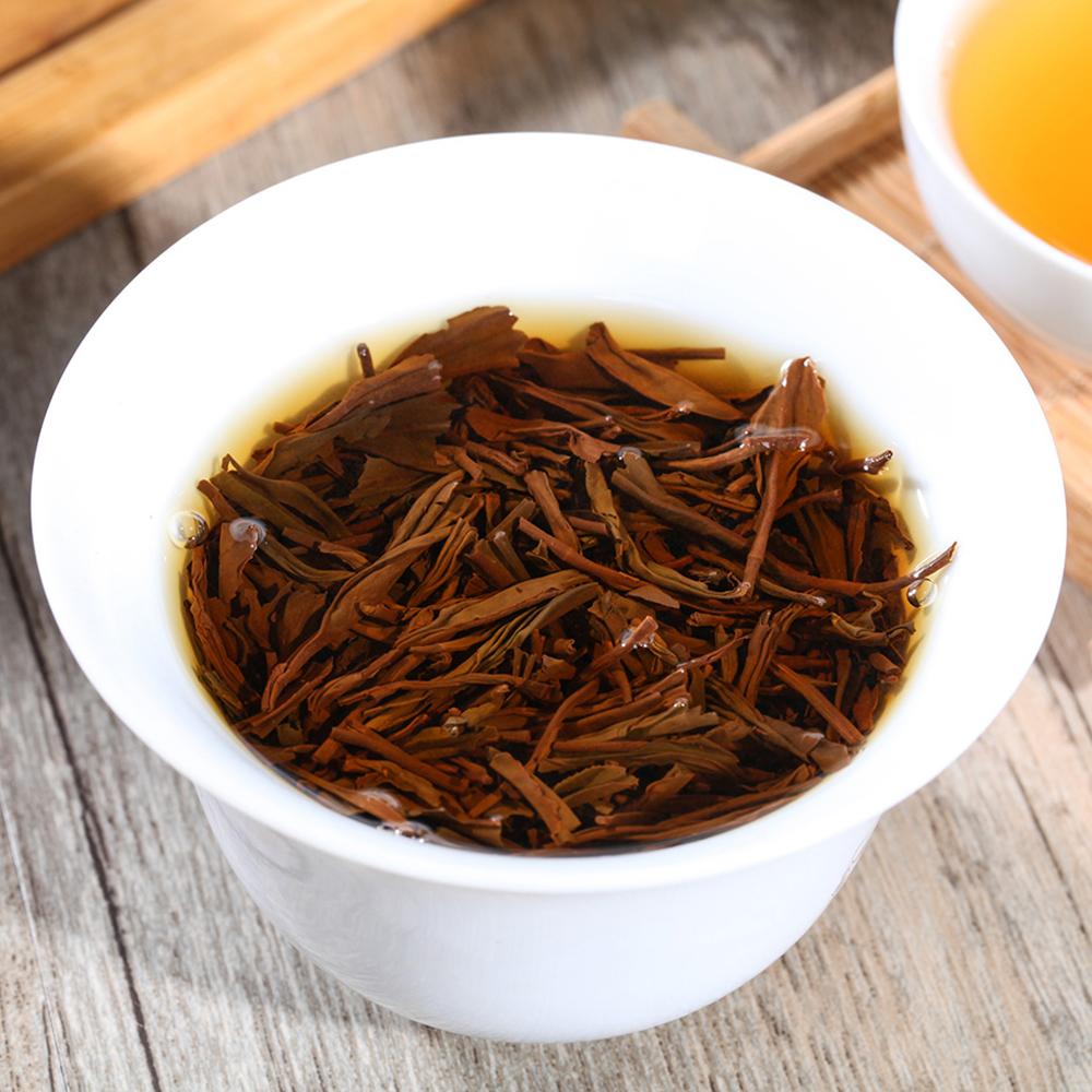 【滋恩】武夷红茶正山小种盒装100g_2