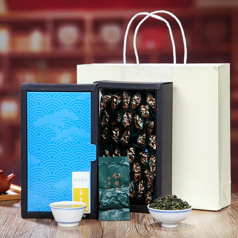 【和茶原葉】私享鐵觀音清香型盒裝500g_0