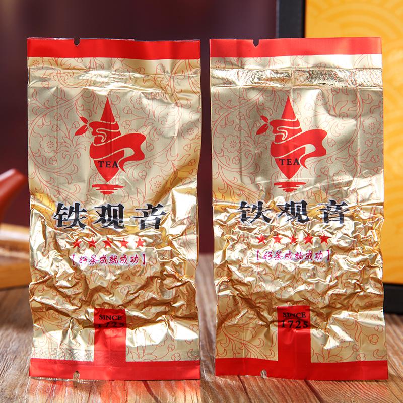 【和茶原叶】私享铁观音浓香型盒装500g_1