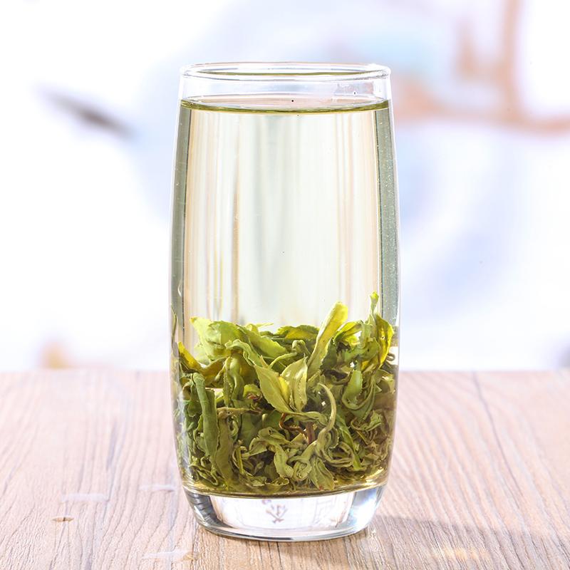 【和茶原葉】貴州綠茶綠明珠罐裝200g_3