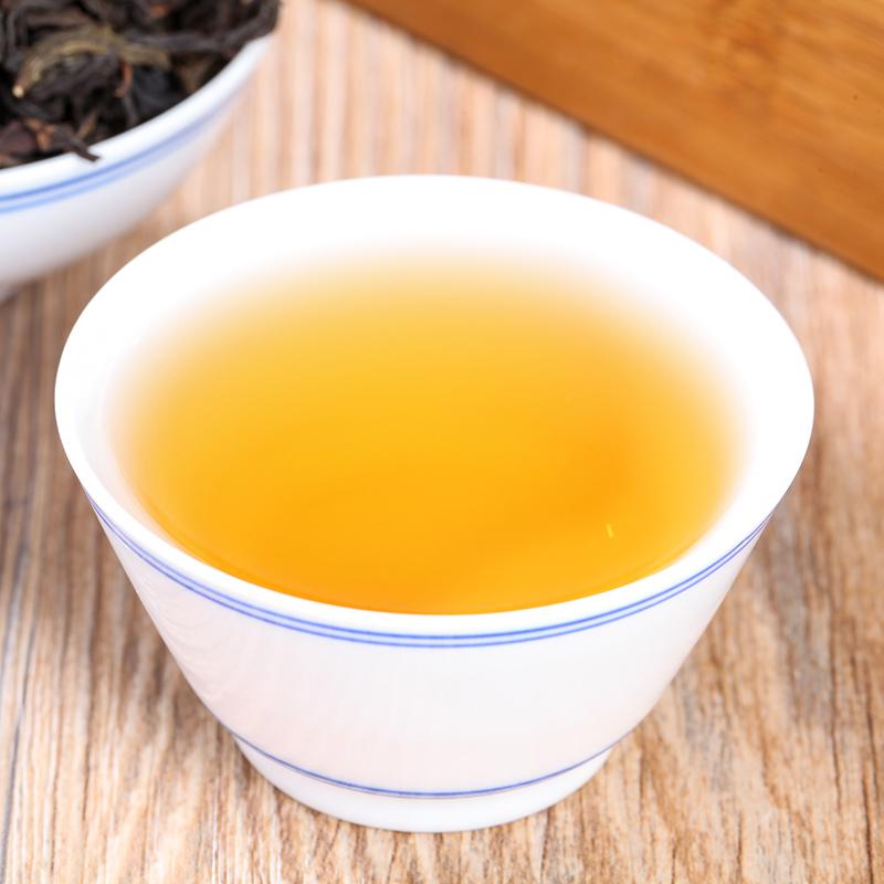 【和茶原叶】私享大红袍4罐装400g _3