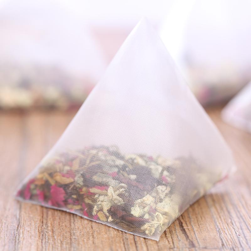 【和茶原叶】玫瑰荷叶茶盒装64g_3