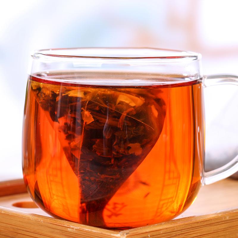 【和茶原叶】玫瑰红茶盒装48g_3