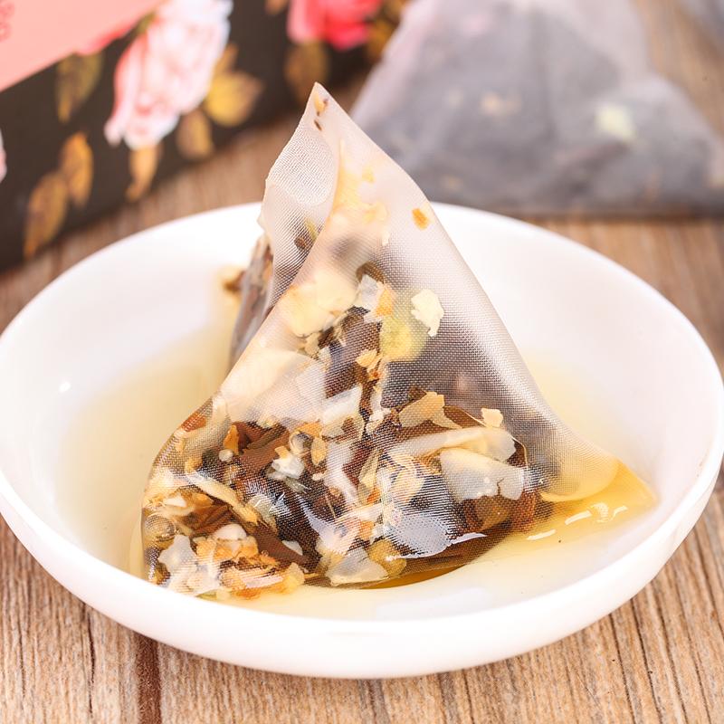 【和茶原叶】玫瑰红茶盒装48g_4