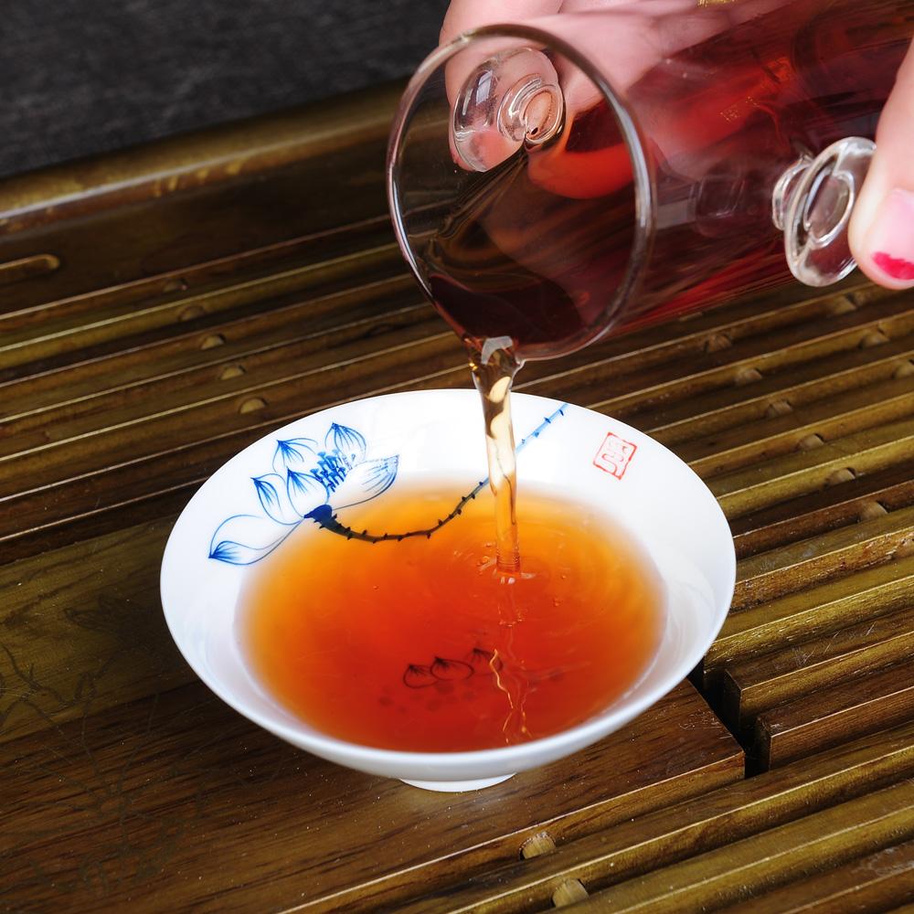 【一品堂】盛世一品357g普洱熟茶(09年)5_4