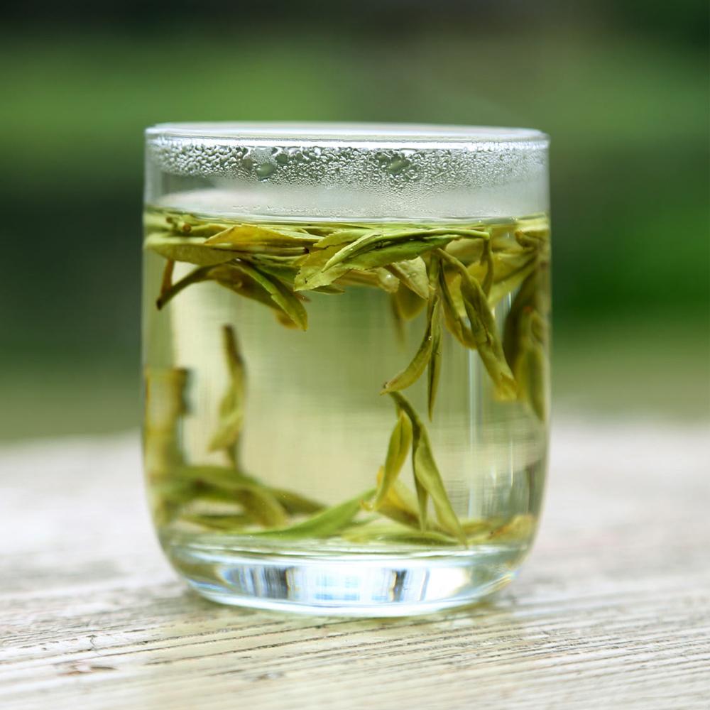 【顶峰】2015新茶 特级明前五星 致远 西湖龙井单罐50g - 和茶网,喝好茶0_2