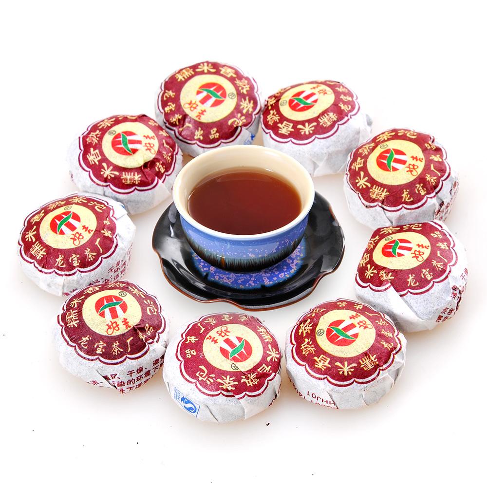 【好吉】迷你沱糯米香熟沱5g1_0