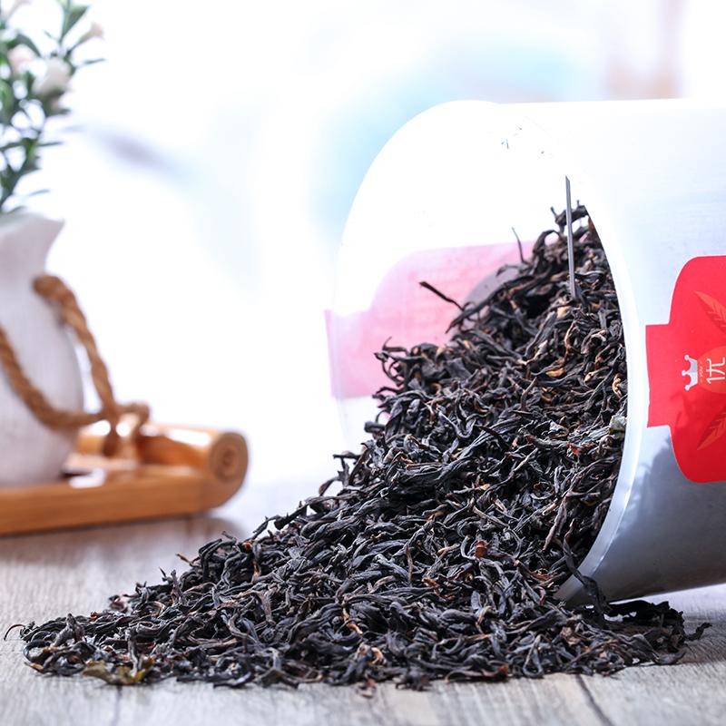 【和茶原葉】一級正山小種罐裝120g(優品)5_4