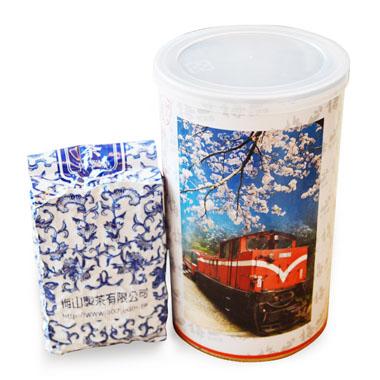 【臺灣梅山制茶】梅山三星茶盒裝150g3_2