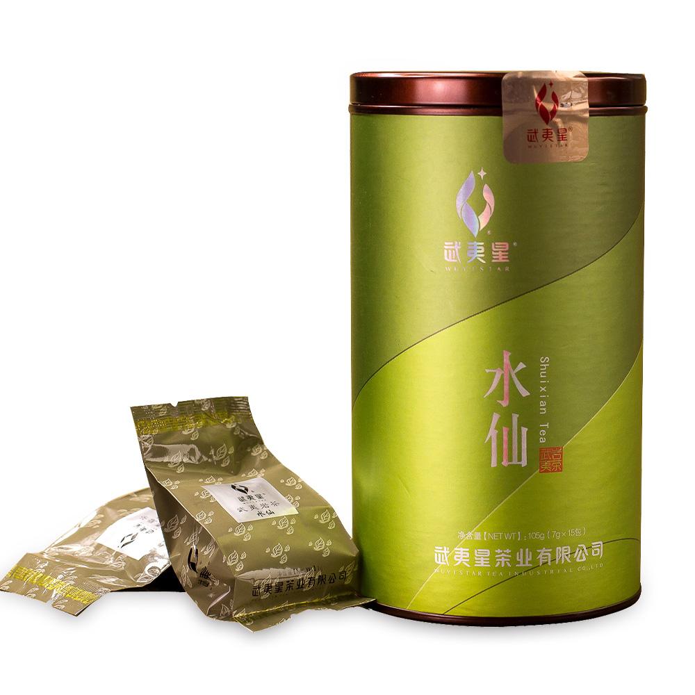 【武夷星】一级水仙罐装105g升级版