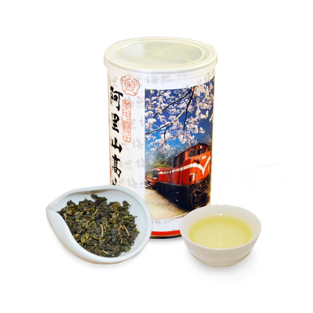 【台湾梅山制茶】阿里山金萱茶盒装150g1_0