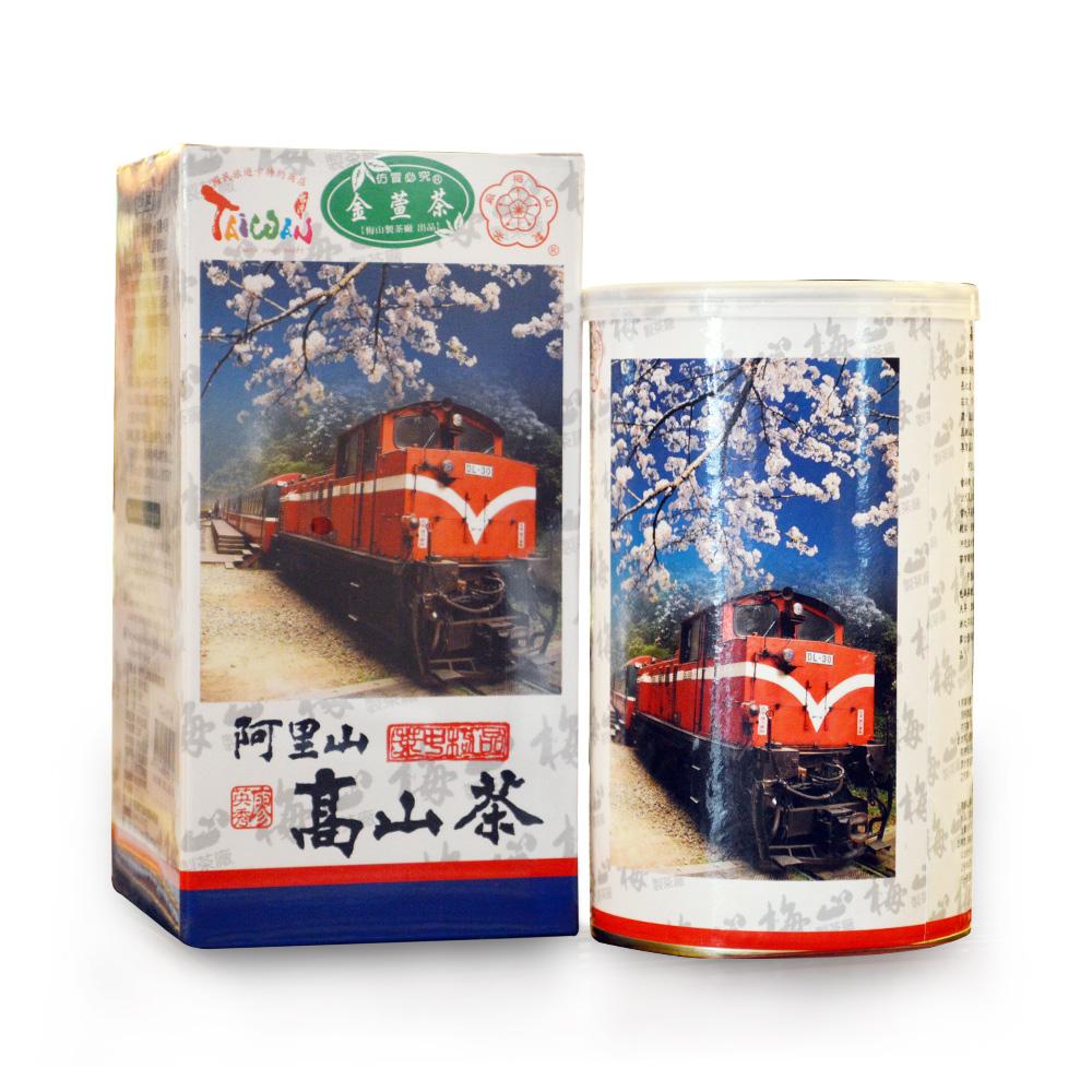 【台湾梅山制茶】阿里山金萱茶盒装150g2_1