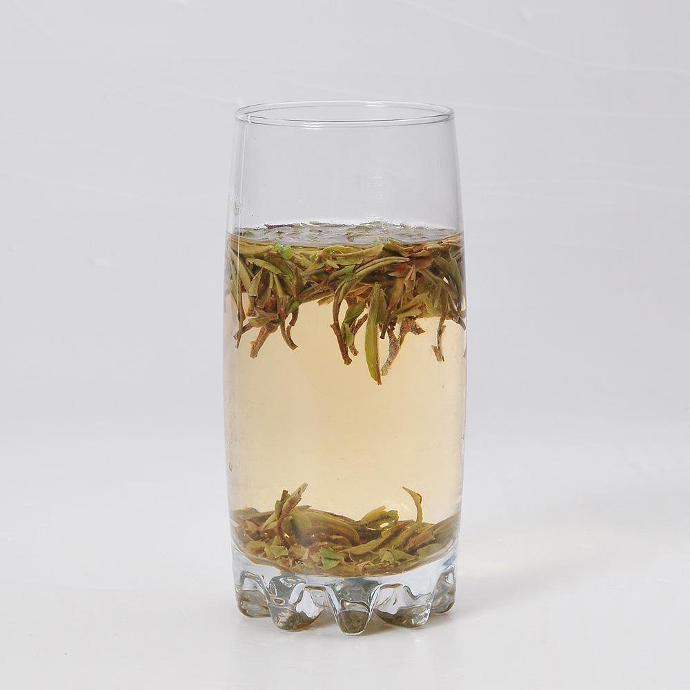 【绿雪芽】极品白牡丹有机白茶青花罐75g5_4