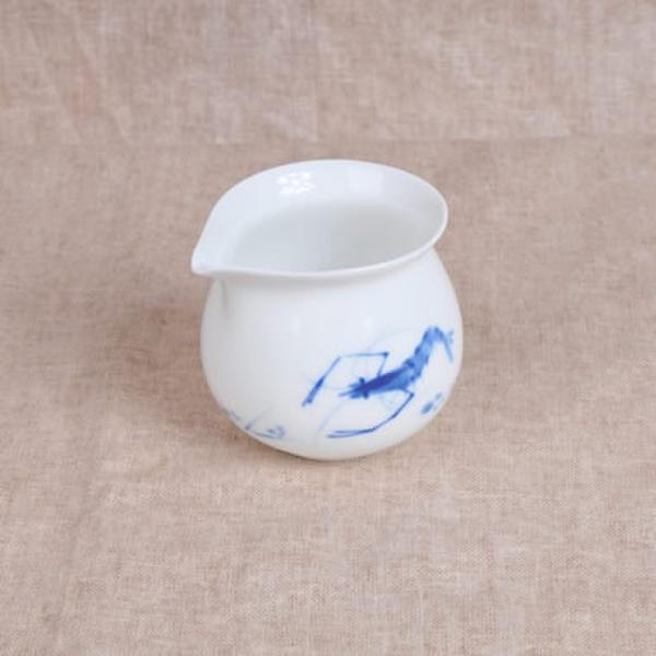 贴花虾茶具组8件套5_4