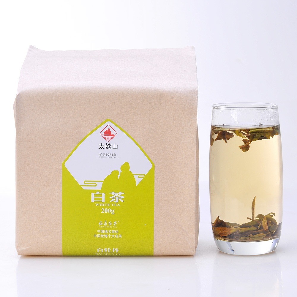 【太姥山】牛皮纸袋牡丹200g1_0