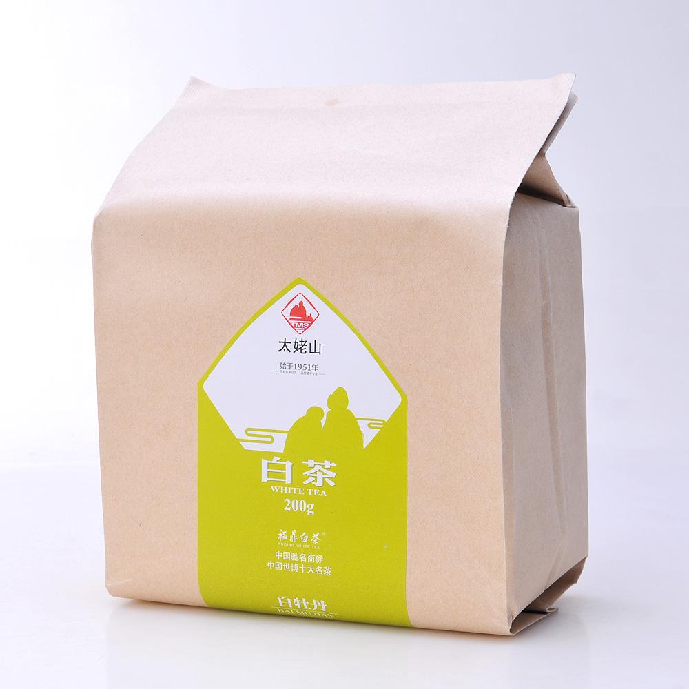 【太姥山】牛皮纸袋牡丹200g2_1