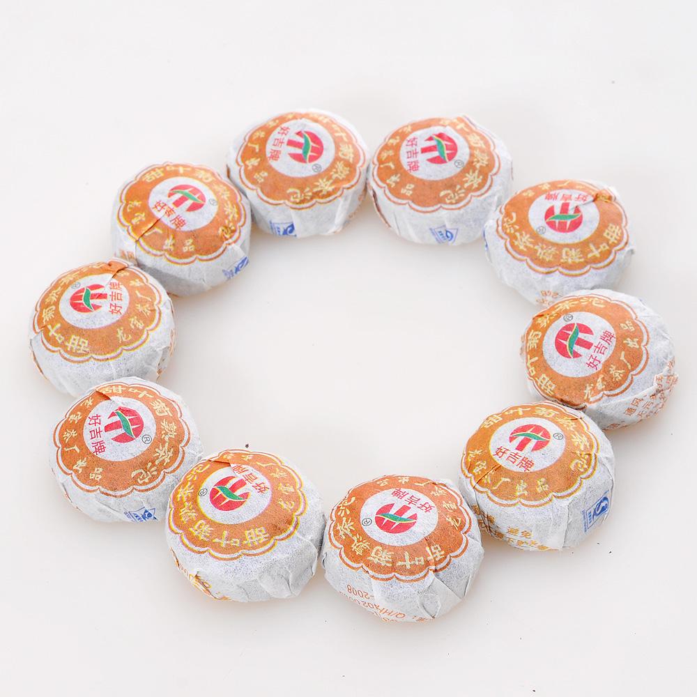 【好吉】迷你沱甜叶菊熟沱5g1_0