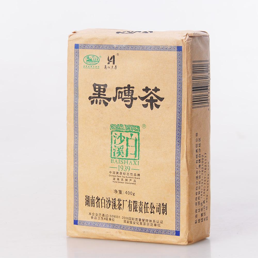 【白沙溪】2011年黑砖茶400g1_1