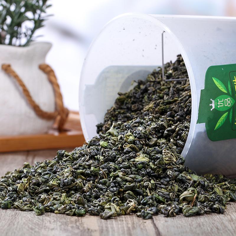【和茶原叶】一级绿明珠绿茶220g(优品) 4_3