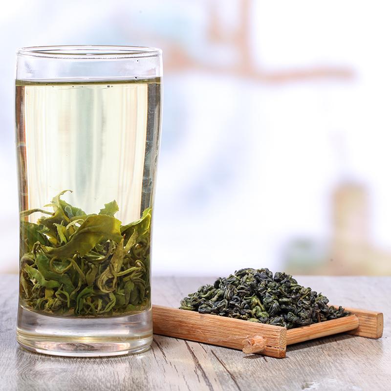 【和茶原叶】一级绿明珠绿茶220g(优品) 5_4