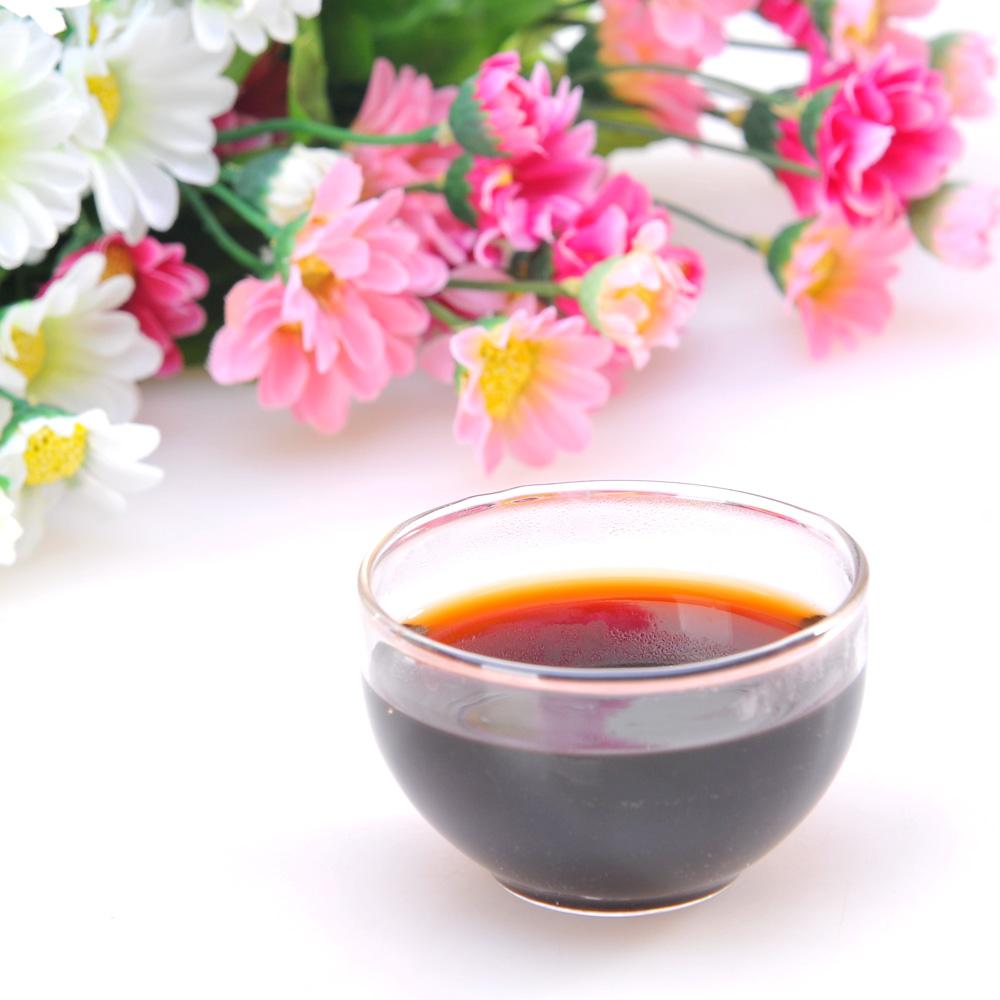 【滋恩】金针贡饼熟茶普洱饼357g4_4