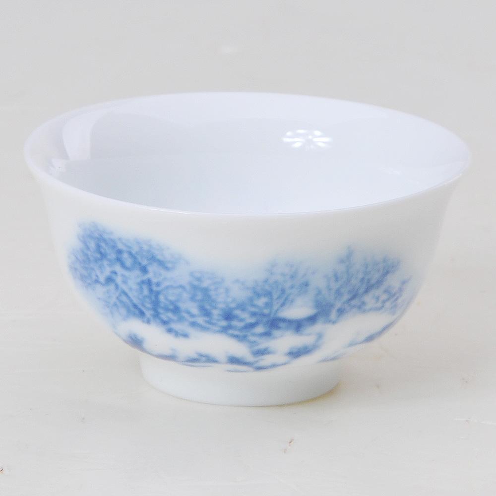 【福萬利】青花雪景山水茶具8件套4_3