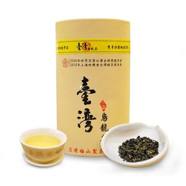 【台湾梅山制茶】台湾乌龙茶盒装150g1_0