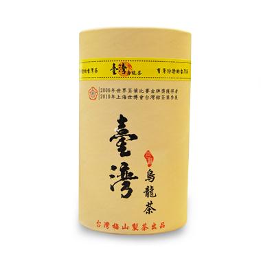 【台湾梅山制茶】台湾乌龙茶盒装150g2_1