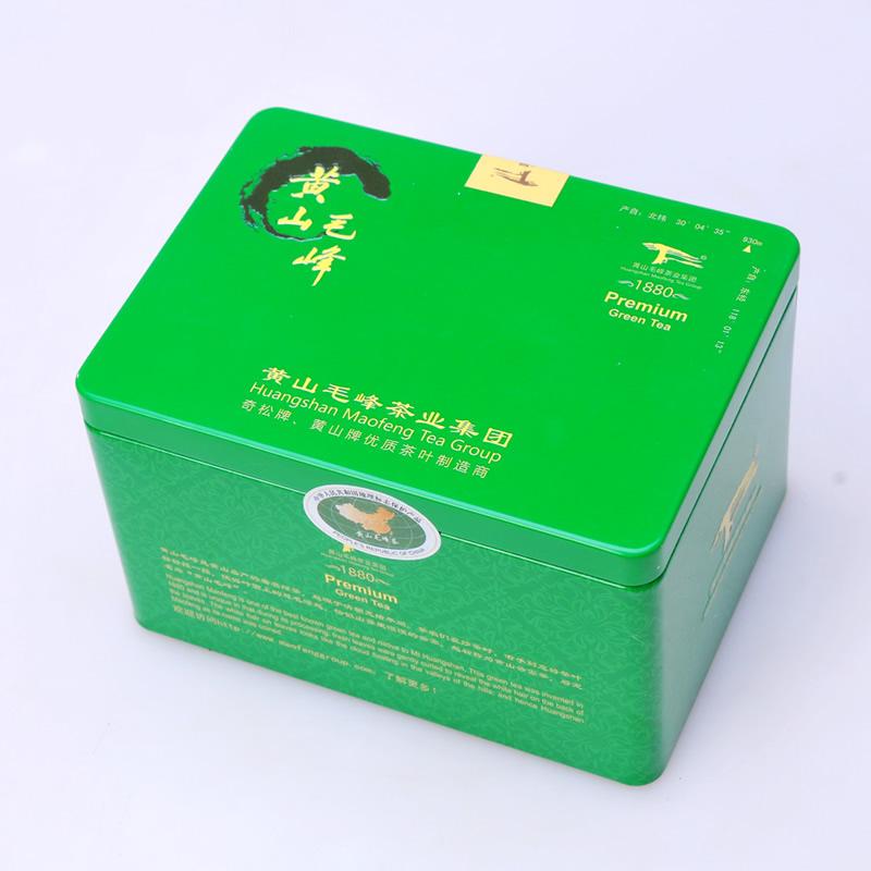 【奇松】黄山毛峰静峰盒装75g1_1