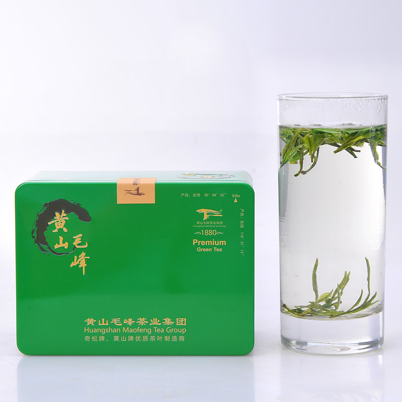 【奇松】黄山毛峰静峰盒装75g1_0