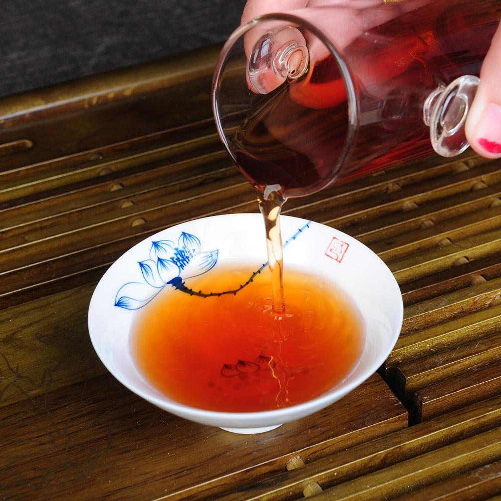 【一品堂】一品普洱云南金獎357g普洱熟茶(07年珍藏版)4_2