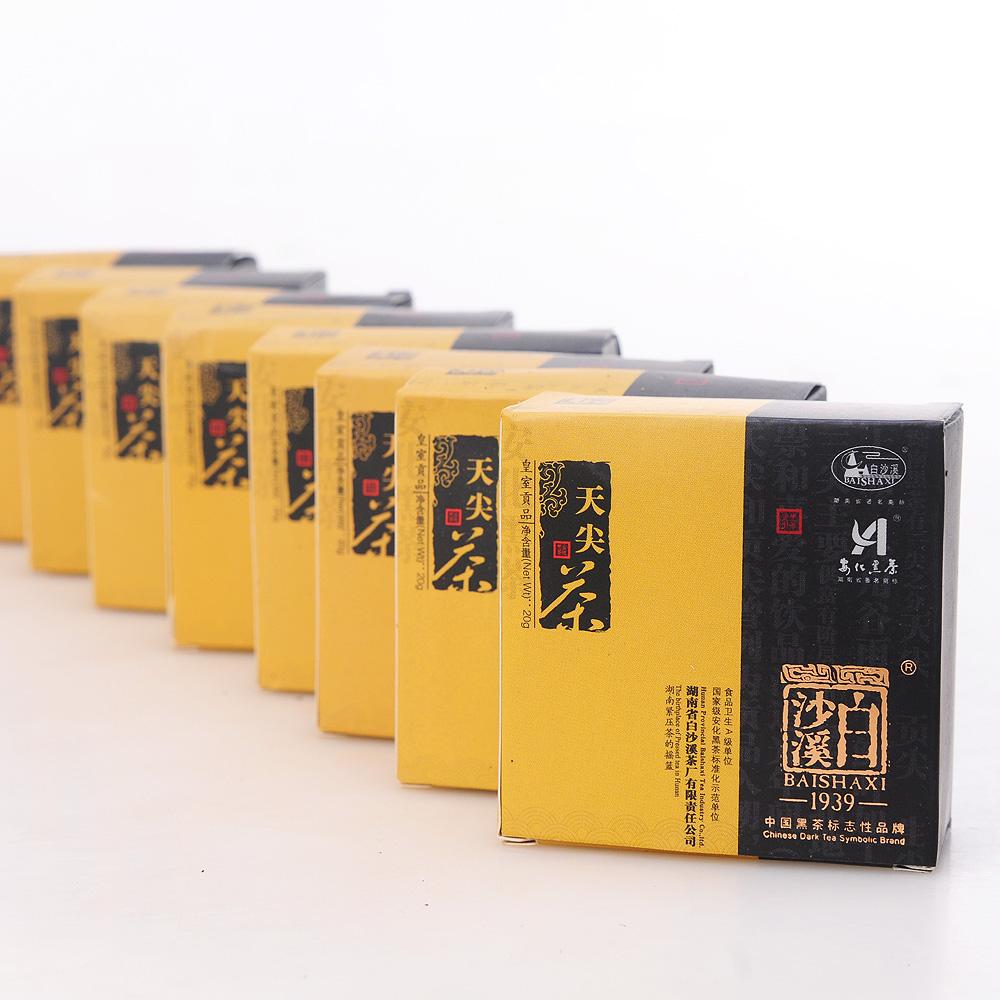 【白沙溪】2011年直泡天尖茶160g1_0