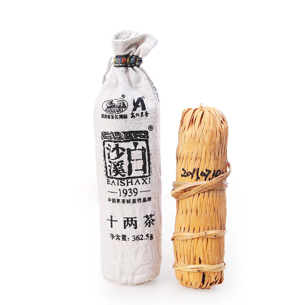 【白沙溪】2011年十两茶布袋装362.5g1_0
