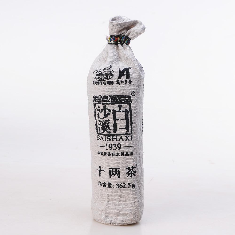 【白沙溪】2011年十两茶布袋装362.5g1_1