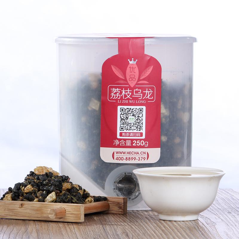 【和茶原叶】特级荔枝乌龙罐装250g(优品) 3_2