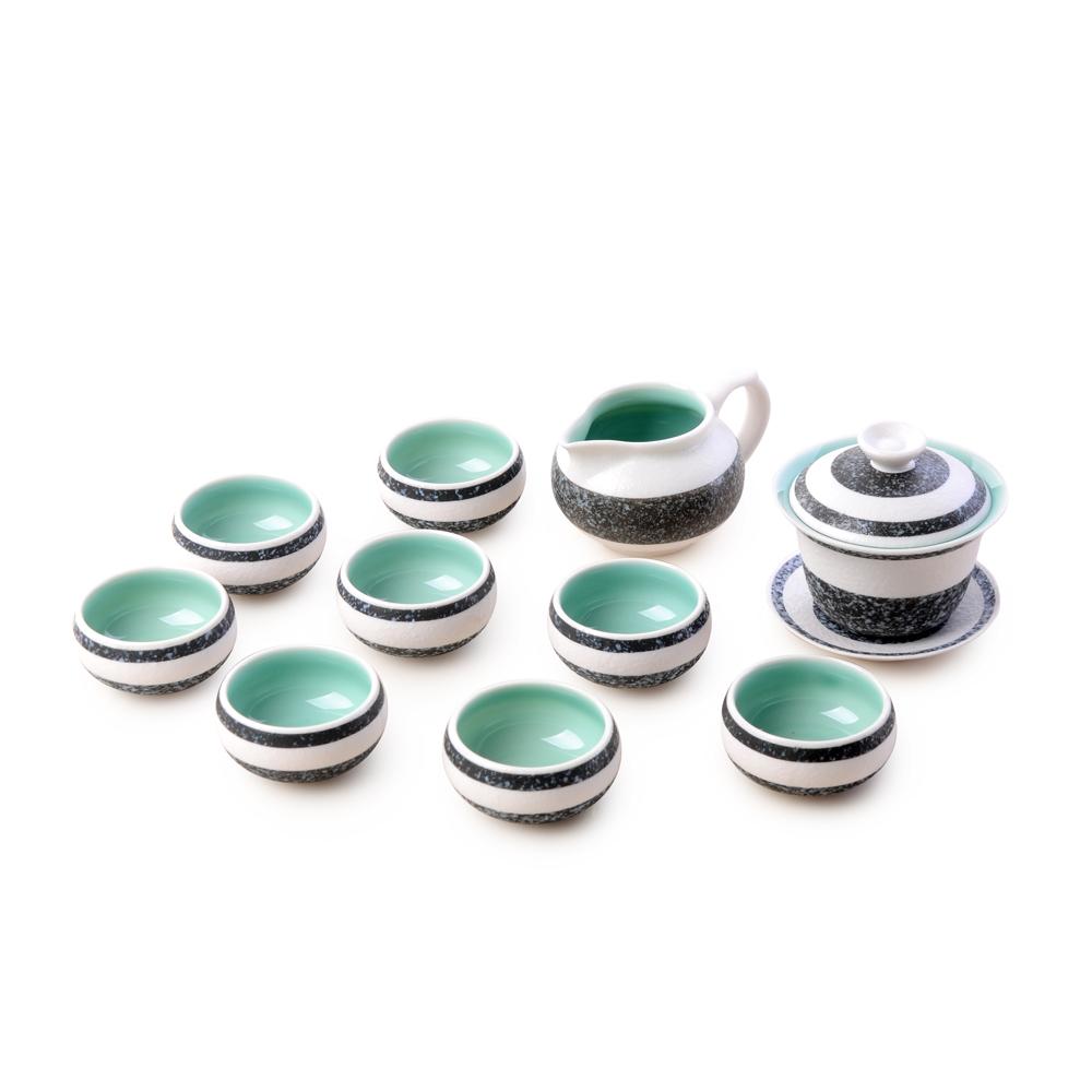 【宏远达】德化尊贵雪花 10件茶具套礼盒装3_2