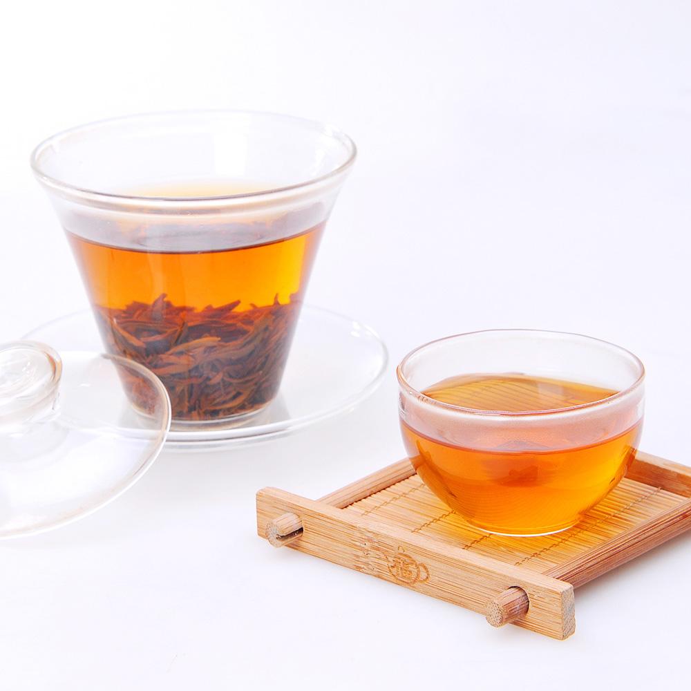 【滋恩】特级金骏眉红茶圆罐装50g*24_3