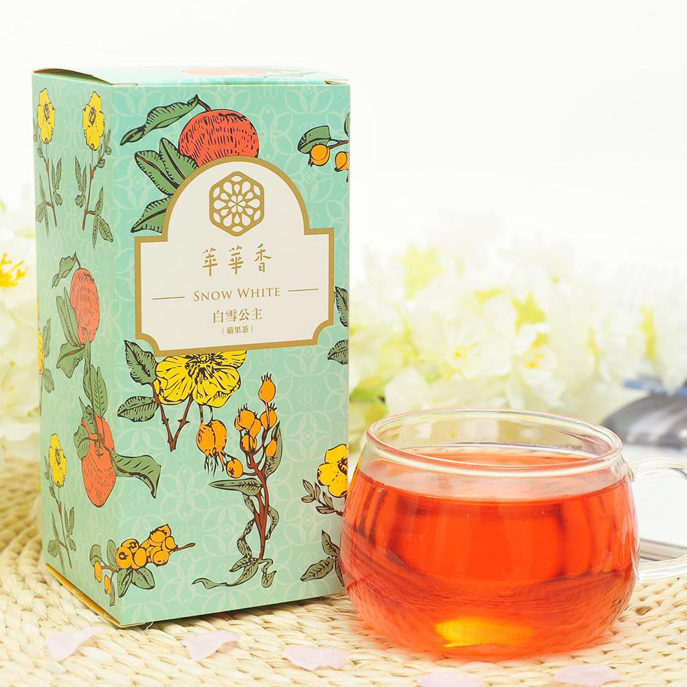 【萃華香】白雪公主(Snow White)苹果茶盒装70g2_1