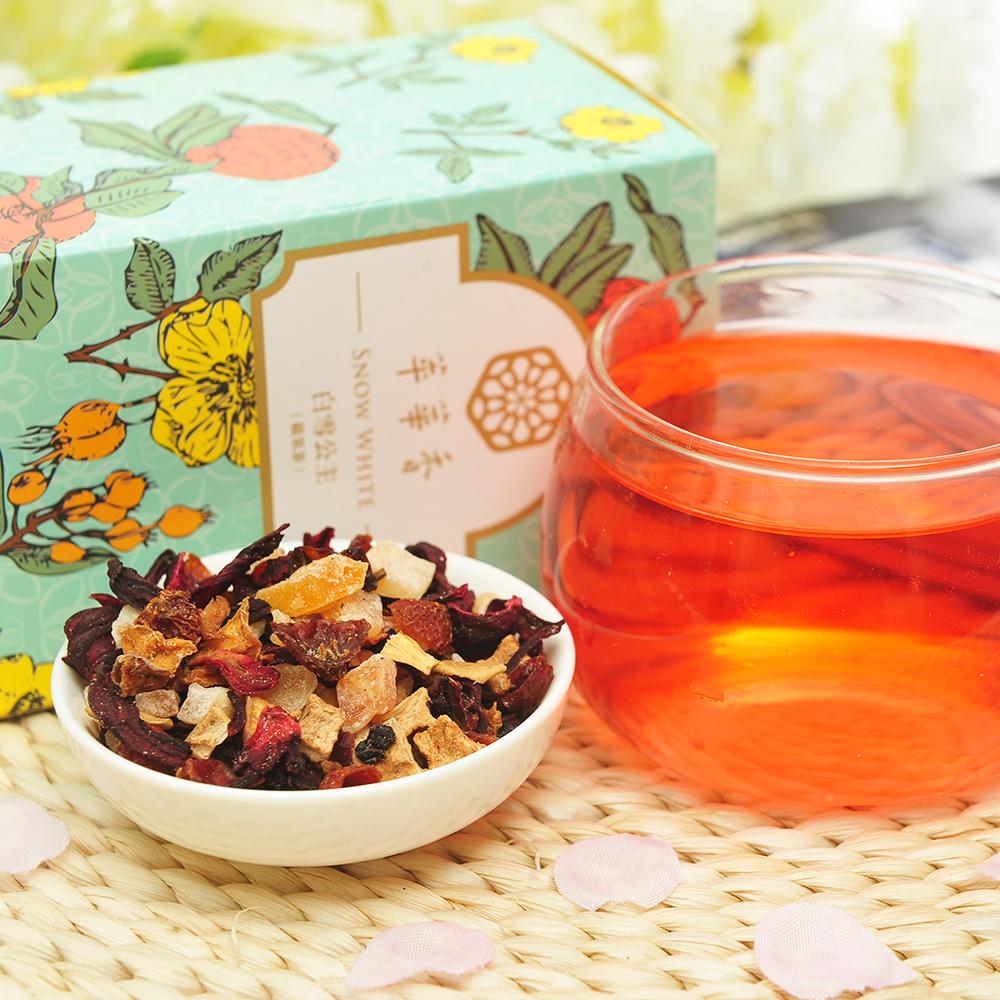 【萃華香】白雪公主(Snow White)苹果茶盒装70g4_3