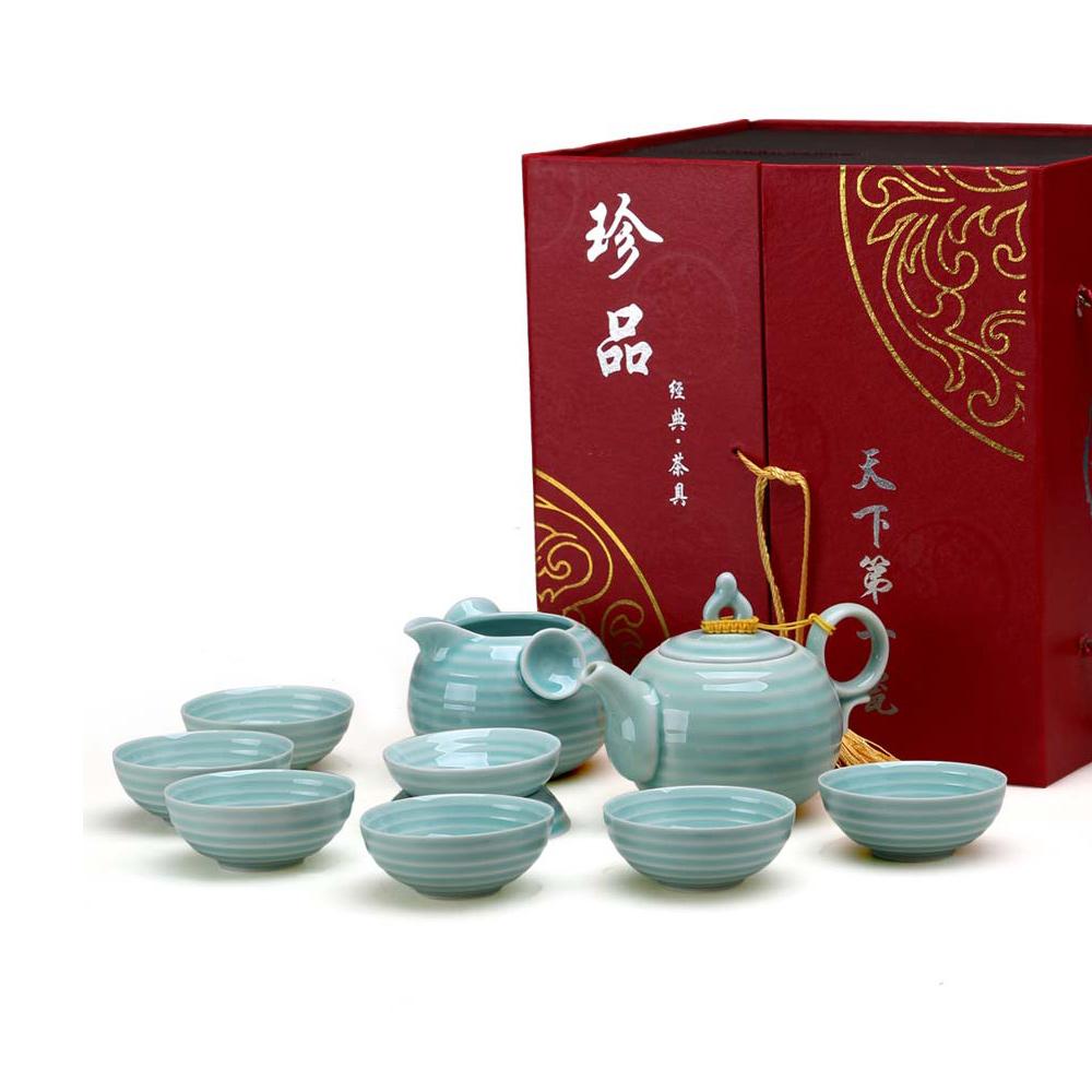 【宏远达】德化乾坤茶具9件套精美礼盒装1_0