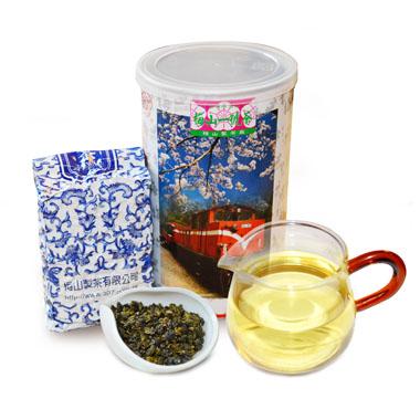 【台湾梅山制茶】梅山一号茶盒装150g1_0
