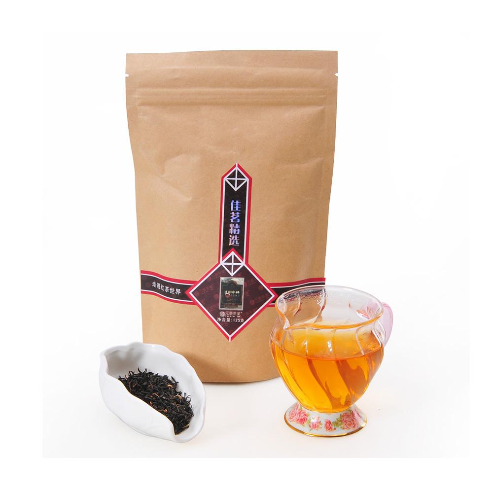 【元泰】正品低价 二级正山小种红茶125g袋装