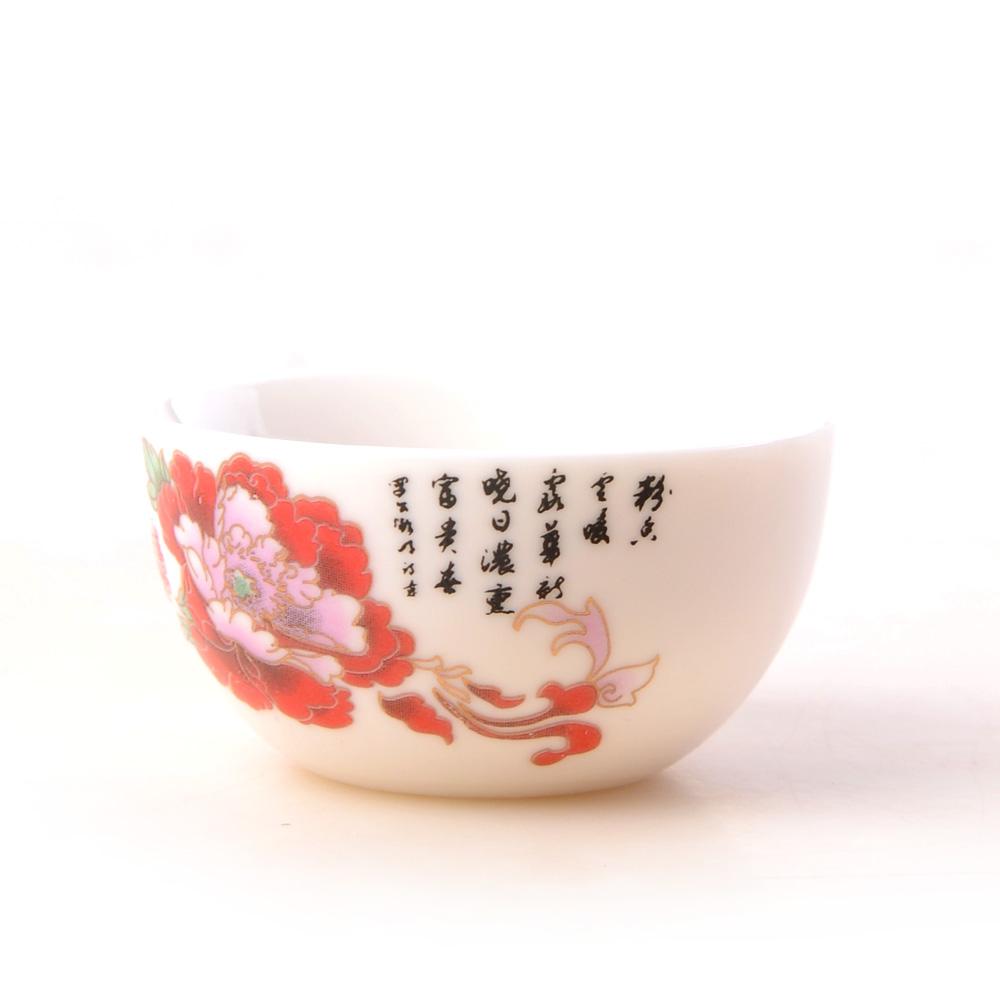 【宏遠達】德化花開富貴 12件牡丹茶具套組5_4