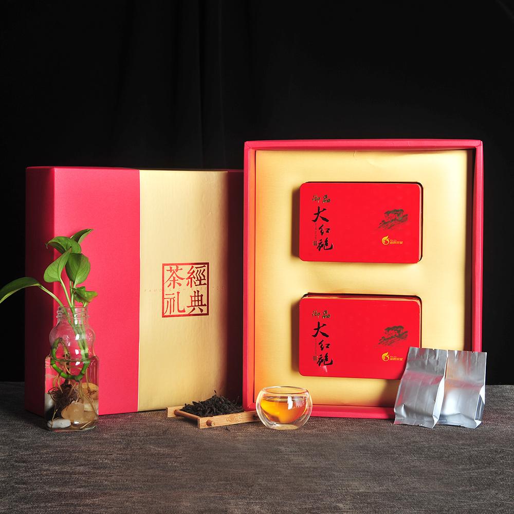 【滋恩】御品大紅袍禮盒62.5g*21_0